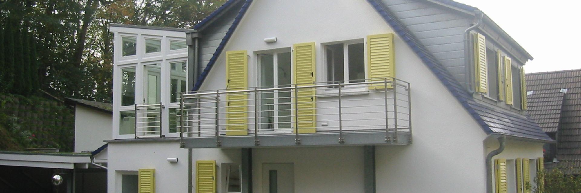 Wohngebäude, Umbauten, Sanierungen, Gutachterin, energetische ...